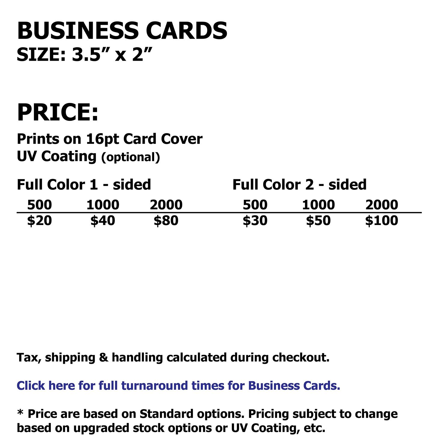 picture of business card front red series 01